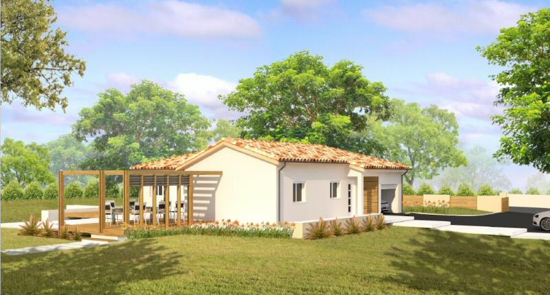 maison c zanne les demeures du terroir votre constructeur sur mesure. Black Bedroom Furniture Sets. Home Design Ideas