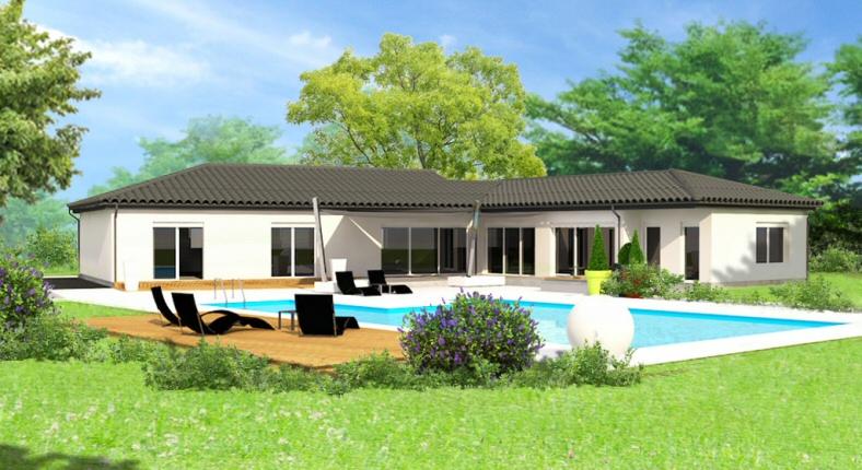 maison kandinsky les demeures du terroir votre constructeur sur mesure. Black Bedroom Furniture Sets. Home Design Ideas