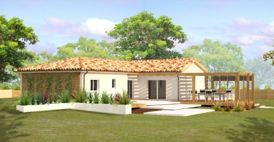 maison c zanne les demeures du terroir votre. Black Bedroom Furniture Sets. Home Design Ideas