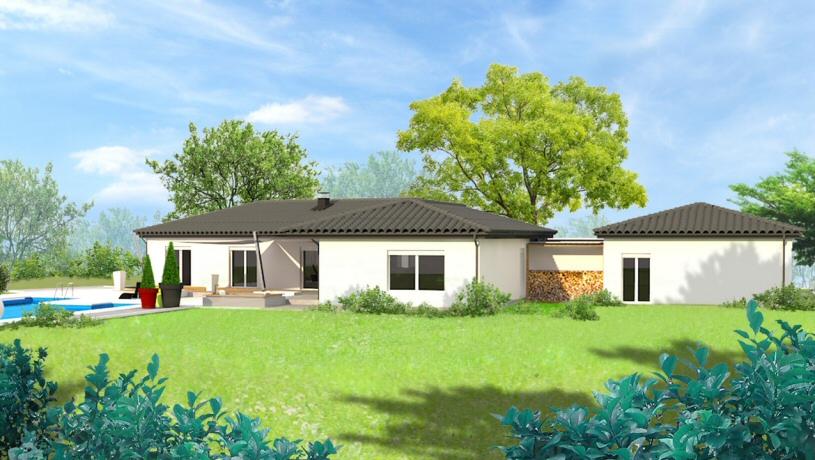 maison kandinsky les demeures du terroir votre. Black Bedroom Furniture Sets. Home Design Ideas